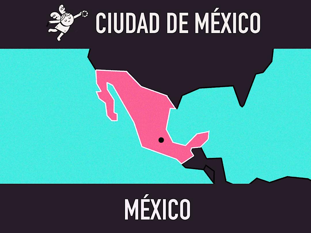 Bitácoras del coronavirus - Ciudad de México