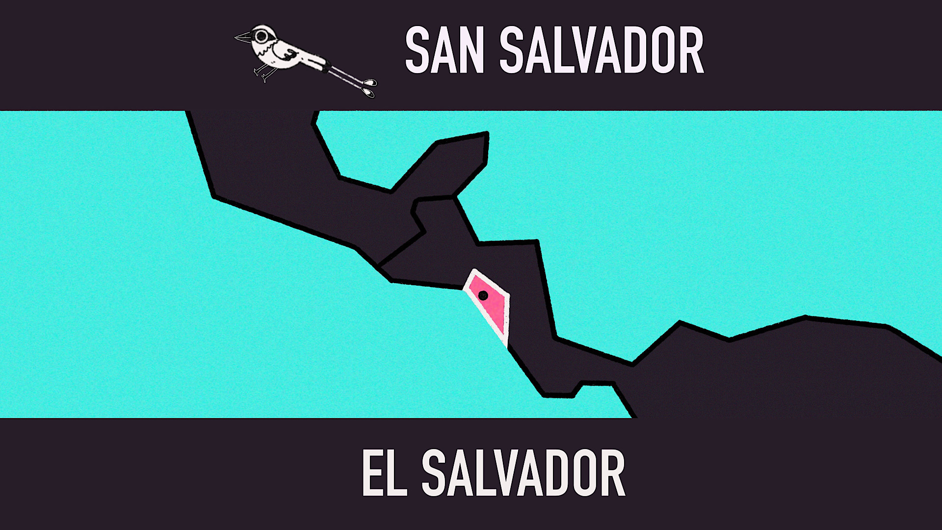 Bitácoras del coronavirus - San Salvador Ilustración: Natalia Franco