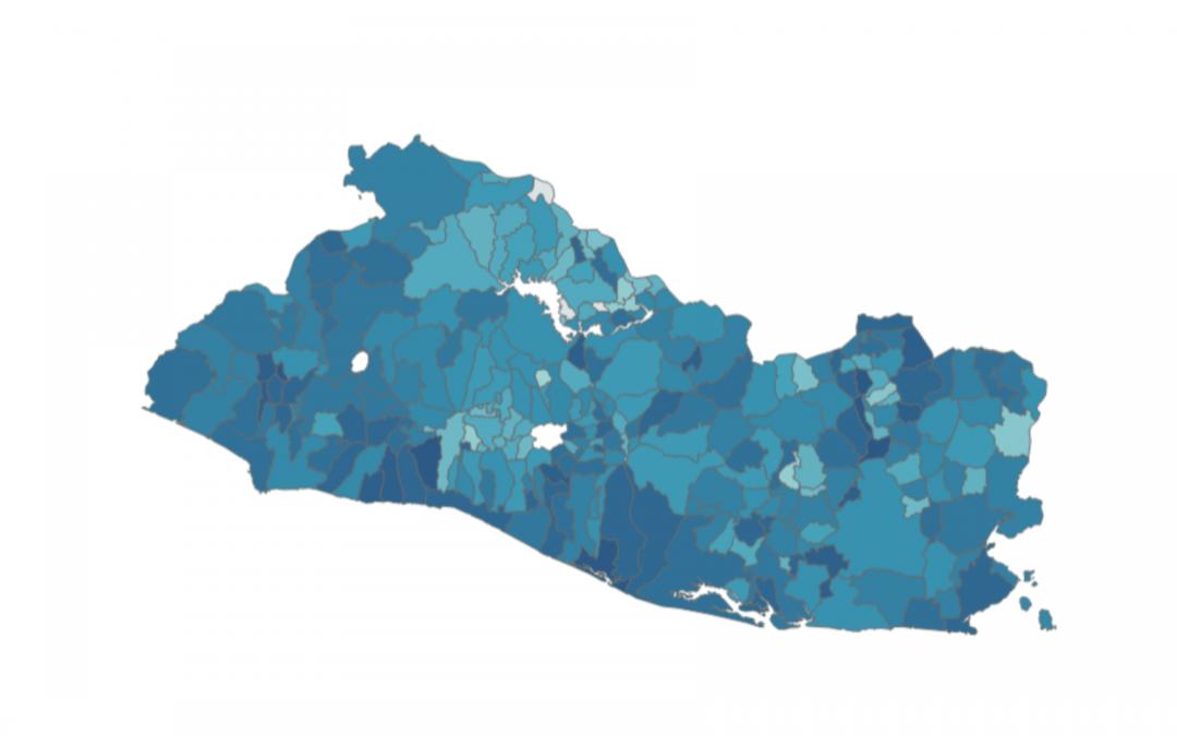 Mapas: El país de las 167 mil madres adolescentes