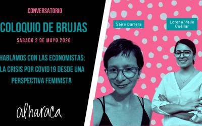 Coloquio de Brujas #3 : Crisis por COVID19 desde una perspectiva feminista