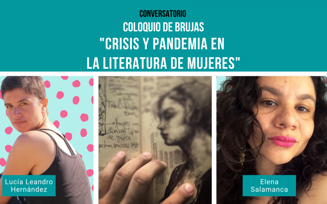 Coloquio de Brujas 5: Crisis y pandemias en la literatura de mujeres