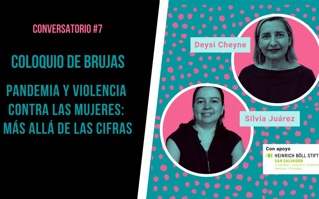Coloquio de Brujas 7: Pandemia y violencia contra las mujeres: más allá de las cifras